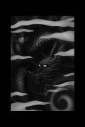 Japanese Dragon by TRAVELLINGTHEC0SM0S