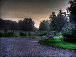 A Place In Time I by SandsteinLicht