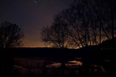Starshower by SandsteinLicht