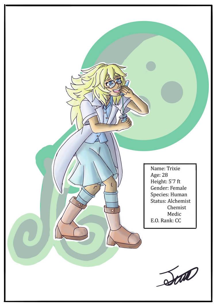Trixie by Frozenphantasm