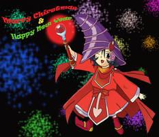Secret Santa: C.E Suzuna by ravealie