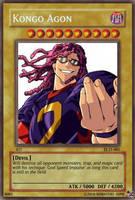 Agon-Card by ravealie