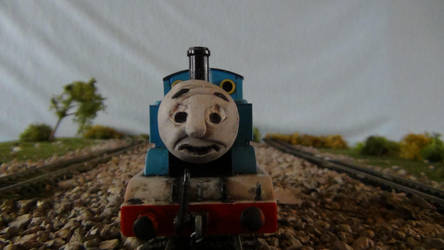 Thomas' Clay O face by Calebtrain