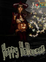 Have a Fun 'n Spooky Night by Buaya-kun