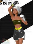 NegInk - Fourth Attire by Buaya-kun