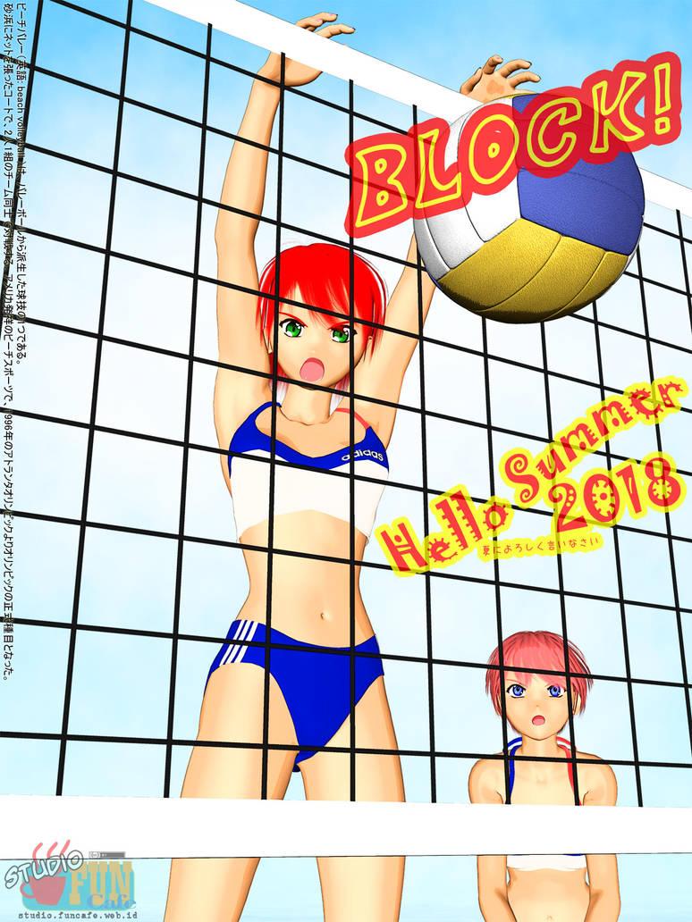 BLOCK! by Buaya-kun