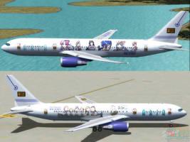 ARIA Jet by Buaya-kun