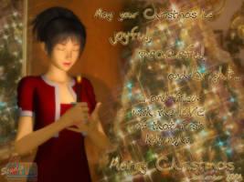 Christmas 2006 by Buaya-kun