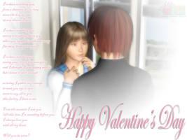 Valentine 2007 by Buaya-kun