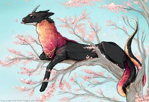 Gypsy Dragon by MangaKidArt