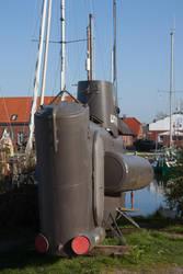 East frisian submarine by JoergJohannMueller