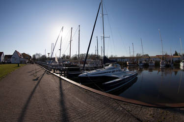 Another harbor view by JoergJohannMueller