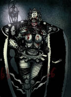 Iron Maiden Remaked by LustfulHunter
