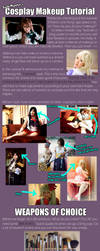 Cosplay Makeup Tutorial Part I by the-sushi-monster