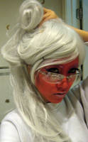 WIP: Kneesock Makeup Test by the-sushi-monster