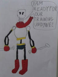 Papyrus  by NightmareUT