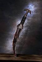 Commoners Dagger by bradlyvancamp