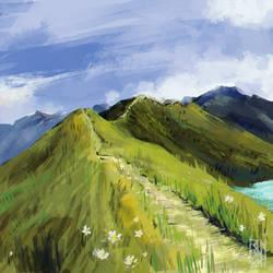 Path by rinoni