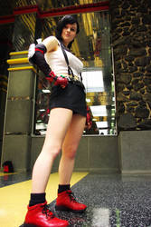 Final Fantasy 7: Tifa ACEN 2012 by SFLiminality