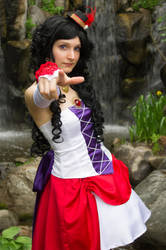 Steampunk Sailor Mars by SFLiminality