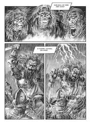 Macbeth - grayscale page by Andruth
