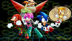 Sonic Tribute by DigiFlohw