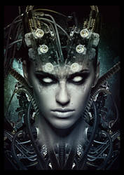 Giger Style by NeoStockz