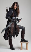 Liepa Medieval Assassin 151 - Stock Photography by NeoStockz