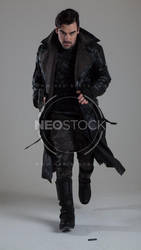Danny Cyberpunk Detective 141 - Stock Photography by NeoStockz