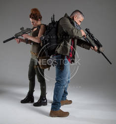 Post Apocalyptic Group 37 - Stock Photography by NeoStockz