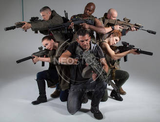 Post Apocalyptic Group 25 - Stock Photography by NeoStockz