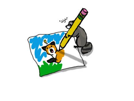 stupid fox entry by wulfluva