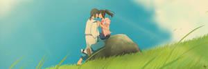 We'll meet again, right Haku? by KurohaAi