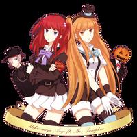 PumpkinAnge by KurohaAi