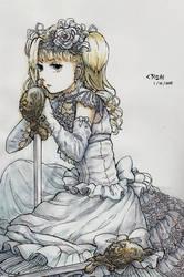 Lizzie by KurohaAi