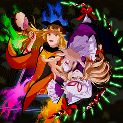 Hidden Necrofantasia in Four Seasons by KurohaAi