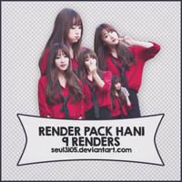 RENDER PACK HANI GOODBYE SUMMER by seul3105