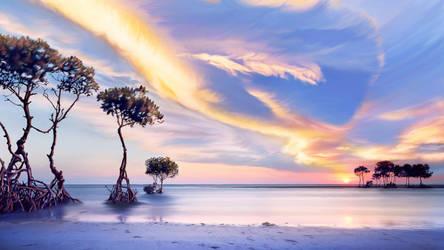 Ardor coast by exobiology