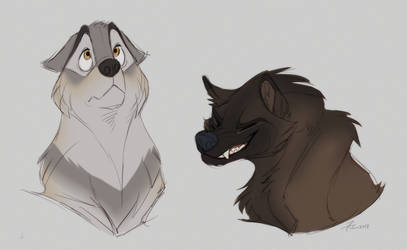 Doodle: Different Reactions by FeysCat