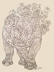 RhinoIndieC by ArtOfElysee