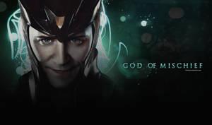 Loki Wallpaper by BriellaLove
