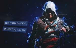 Assassins Creed IV Black Flag Wallpaper by BriellaLove