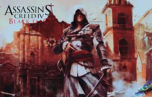 Edward Kenway Assassins Creed IV Wallpaper by BriellaLove
