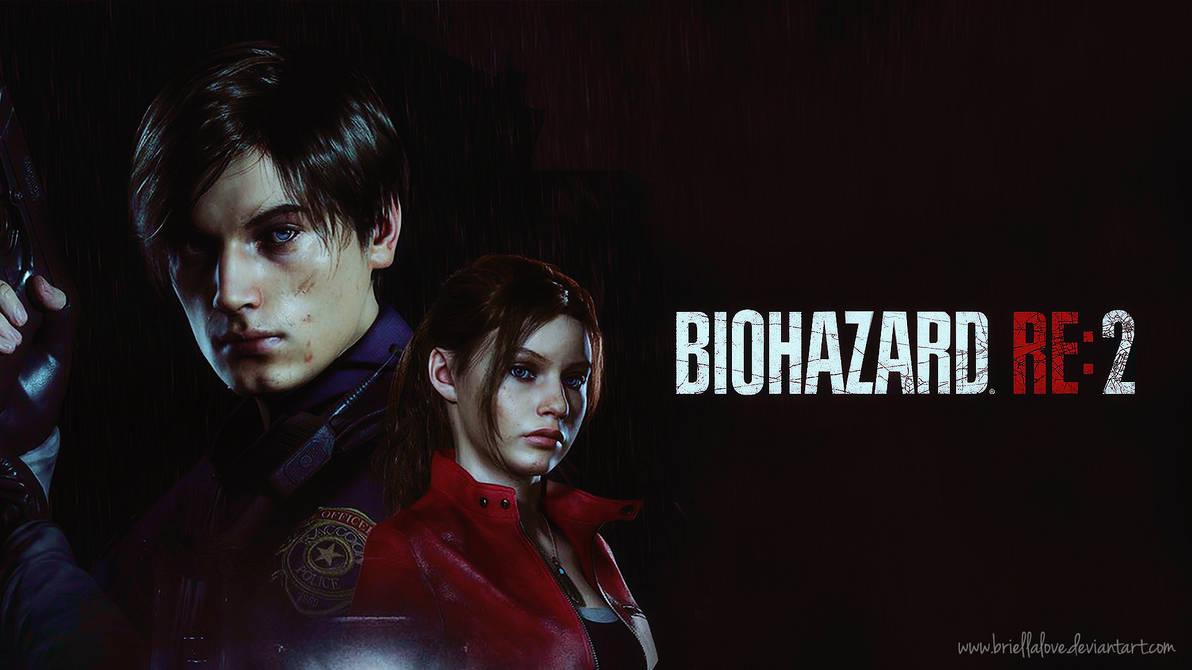 Resident Evil 2 Wallpaper: Resident Evil 2 Remake Wallpaper HD By BriellaLove On