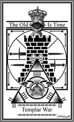 Templar War by thiagoleam