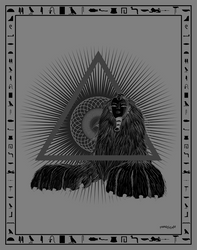 Enigma of Sphinx by thiagoleam