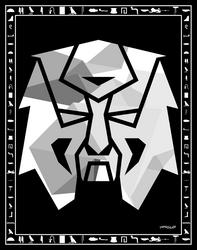 Leam Emblem Black by thiagoleam
