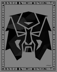 Leam Emblem Grey mix by thiagoleam