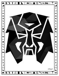 Leam Emblem White by thiagoleam