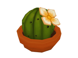 Cactus by Tspuun